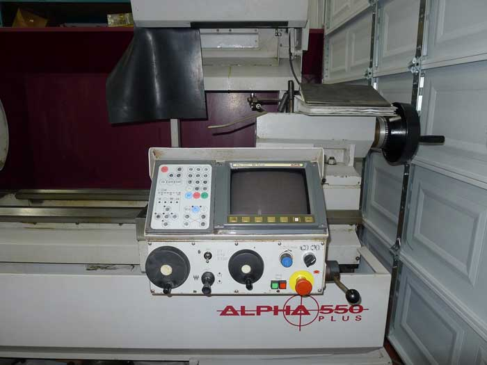 Manual or Fanuc Cycle Controlled Lathe - Natex Machinery Group